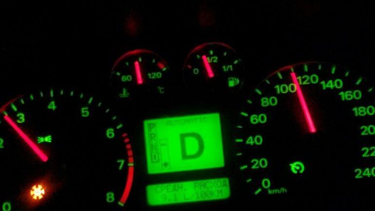 Финальный тест круиз контроля Форд Фокус