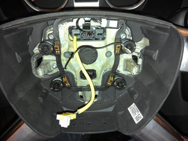 Отсоединяем звуковой сигнал Форд Фокус