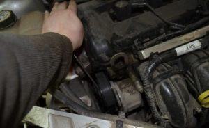 Мотор Форд Фокус 2
