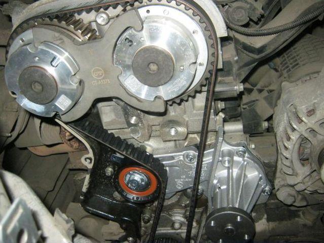 Ремень ГРМ на Форд Фокус 3