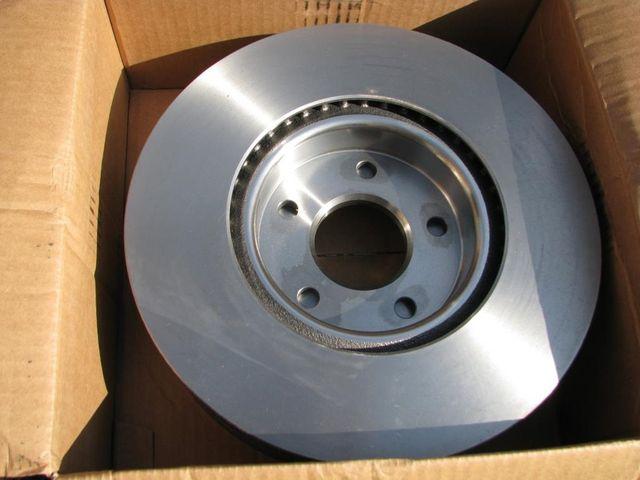 Тормозные диски Форд Фокус 3