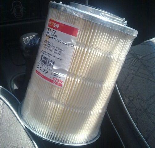 Воздушный фильтр на Форд Фокус 3
