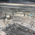 Снимаем защитную крышку Форд Фиеста