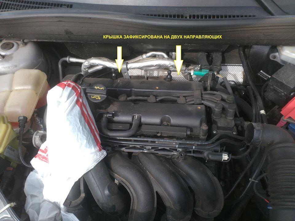 Двигатель Форд Фьюжн